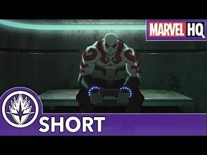 Drax Saves a Family! | Marvel's Guardians of the Galaxy: Origin Shorts | Drax Pt. 2