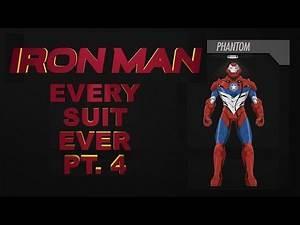 Legacy, Bleeding Edge, Phantom - Every Suit Ever Part 4