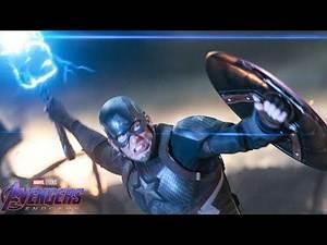 Avengers Endgame: Writers FINALLY Explain How Cap Summoned Thor's Lightning