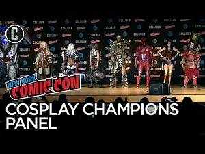 Eastern Championships of Cosplay Panel - NYCC 2017