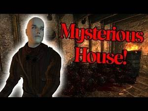 Fallout New Vegas Mods: Mysterious House