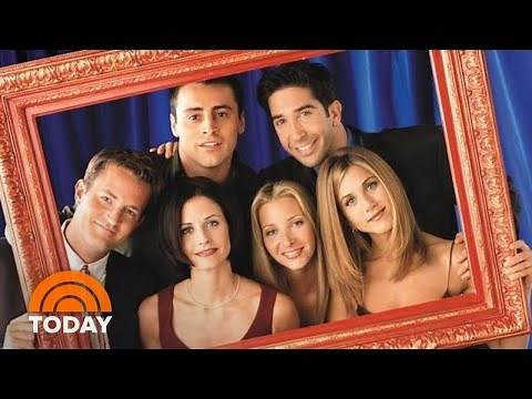 'Friends' Reunion Special Confirmed: Could We BE More Excited? | TODAY