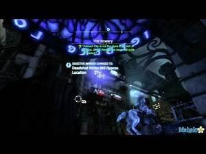 'Batman: Arkham City' Walkthrough pt 26 - Side Missions: GCPD Gadget / Deadshot Victim #2