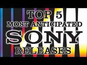 Most Anticipated Sony Movies of 2016 - Collider Video
