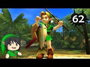 "The Legend of Zelda: Majora's Mask 3D - Part 62: ""BONUS 1: Swamp Fishing"""