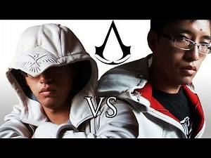 Assassin's Creed | Ubiworkshop - Hoodie Reviews: Desmond vs. Connor