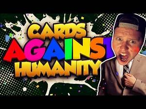 SIDECARDS AGAINST HUMANITY! (Cards Against Humanity)