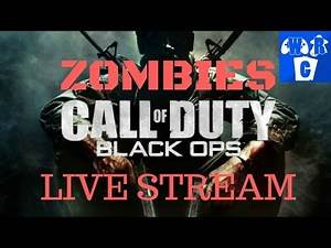 Black Ops 1 Zombies - Running through the Original 4 maps + Kino!