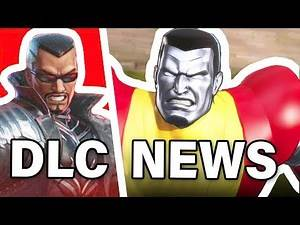MARVEL KNIGHTS XMEN DLC NEWS ► Marvel Ultimate Alliance 3 (MUA3)
