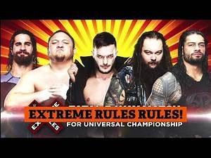 Extreme Rules Rules! - Mat Men Pro Wrestling Podcast Ep. 187
