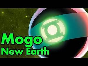 DC Comics Characters: Who is Mogo? (Part 1; New Earth; Best of Green Lantern #4)