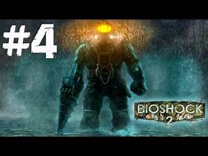 Bioshock 2 - Gameplay Walkthrough - Part 4 - Getting the Big Gun [HD]