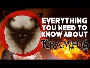 Everything You Need To Know About Krampus