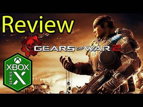 Gears of War 2 Xbox Series X Gameplay Review [Xbox Game Pass]