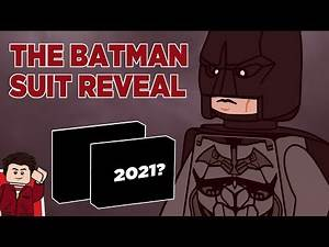 The Batman Suit Reveal - My Thoughts & Potential Sets in 2021