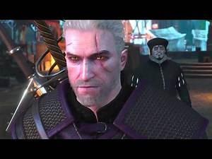 The Witcher 3 Geralt's Tax Evasion