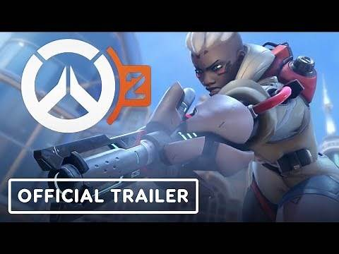 Overwatch 2 - Official Gameplay Trailer   Blizzcon 2019