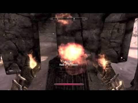 Skyrim: Destruction Ritual Spell Quest Walkthrough - Unlocking Master Destruction Spells