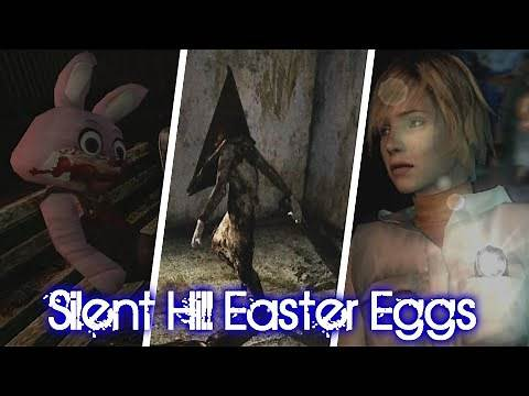 All Silent Hill Easter Eggs in Dead By Daylight