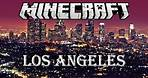 Minecraft Awesome Los Angeles Map! Free Download!