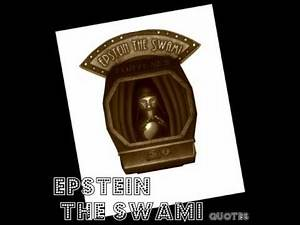 BioShock Dialogue - Epstein the Swami