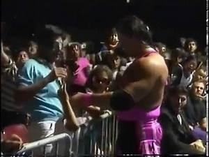 USA Up All Night 92 43 Rhonda Shear WWE Free Ride Mankillers