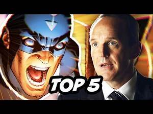 Agents Of SHIELD Season 2 Episode 10 - TOP 5 Moments