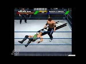 WWE WrestleMania X8 GameCube Gameplay - RVD goes down