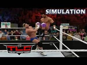 WWE 2K16 SIMULATION: Dolph Ziggler vs Zack Ryder   TLC 2011 Highlights