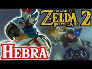 Hebra in Zelda Breath of the Wild 2