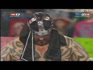 WWE - RAW - 23/04/12 - Lord Tensai VS R-Thruth