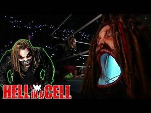 'The Fiend' Bray Wyatt Entrance Hell In A Cell