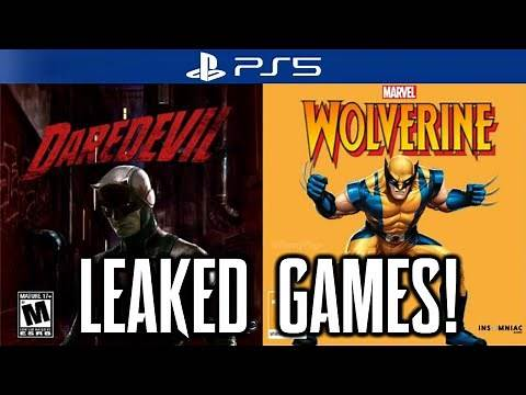 Daredevil & Wolverine PS5 Games LEAKED Breakdown