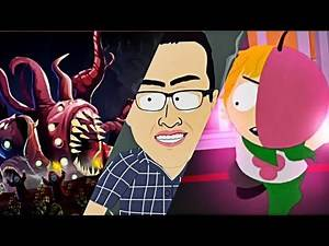 MINTBERRY CRUNCH VS JARED & SHUB-NIGGURATH!! SOUTH PARK - THE FRACTURED BUT WHOLE