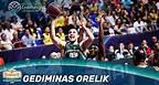 Gediminas Orelik Highlights - Banvit - Basketball Champions League