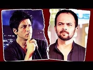 Shahrukh Khan & Rohit Shetty's UGLY FIGHT - Film Gets SHELVED!