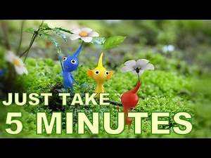 Relaxing Pikmin music to study best video game soundtrack to chill out