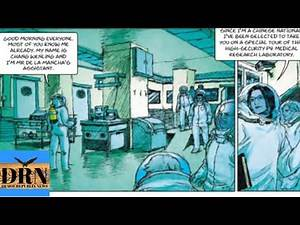 Bizarre EU Funded Comic Book Predicted Pandemic, With Globalists As Saviors