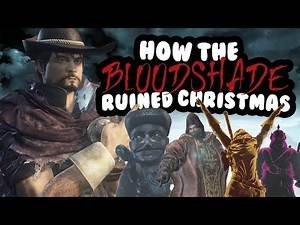 How the Bloodshade ruined Christmas (a Dark Souls story)