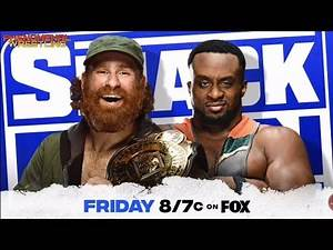 BIG E VS SAMI ZAYN|FULL MATCH|WWE SMACKDOWN |WR3D GAMING