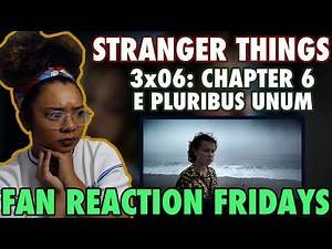 "Stranger Things Season 3 Episode 6: ""E Pluribus Unum"" Reaction & Review| FRF"