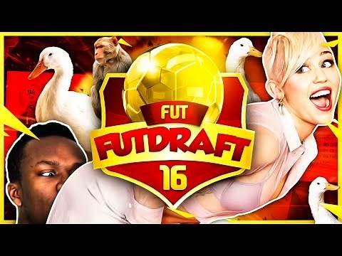 FIFA 16 | DRAFT TIME!!!!
