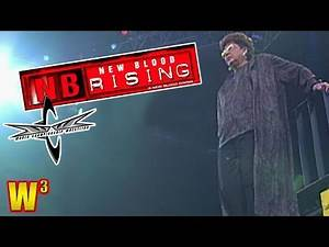 WCW New Blood Rising Review   Wrestling With Wregret