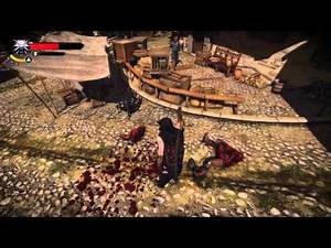 Witcher 3 Mods - More Blood Mod - Blood Squirts on Dismemberments