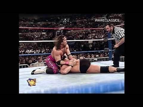 Bret Hart vs Stone Cold Survivor '96 PT1