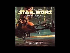 Star Wars VI (The Complete Score) - Jabba's Sail Barge