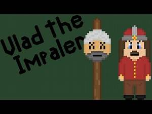 The Real Life Dracula, Vlad the Impaler | 8bit History