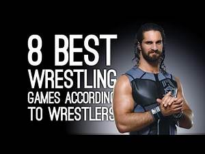 8 Best Wrestling Games According to Actual WWE Wrestlers