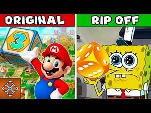 10 Games That Ripped Off Mario Party