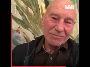 Patrick Stewart Reads Shakespeare From Isolation